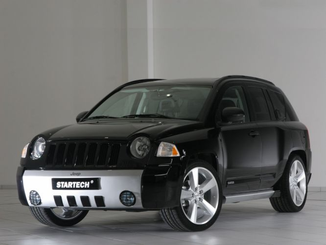 Startech Jeep Compass suv cars modified 2006 wallpaper