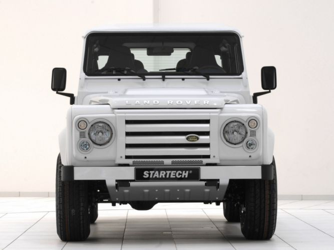 Startech Land ;Rover Defender-90 Yachting Edition suv cars modified 2010 wallpaper