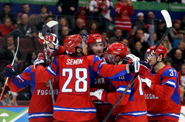 seleccion rusia hockey patines wallpaper