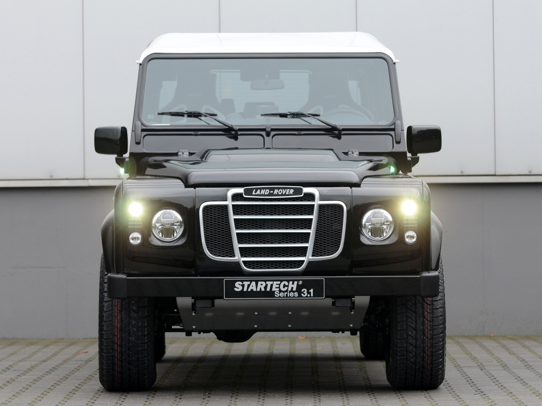 Startech Land Rover Defender Series 3 1 Concept Suv Cars