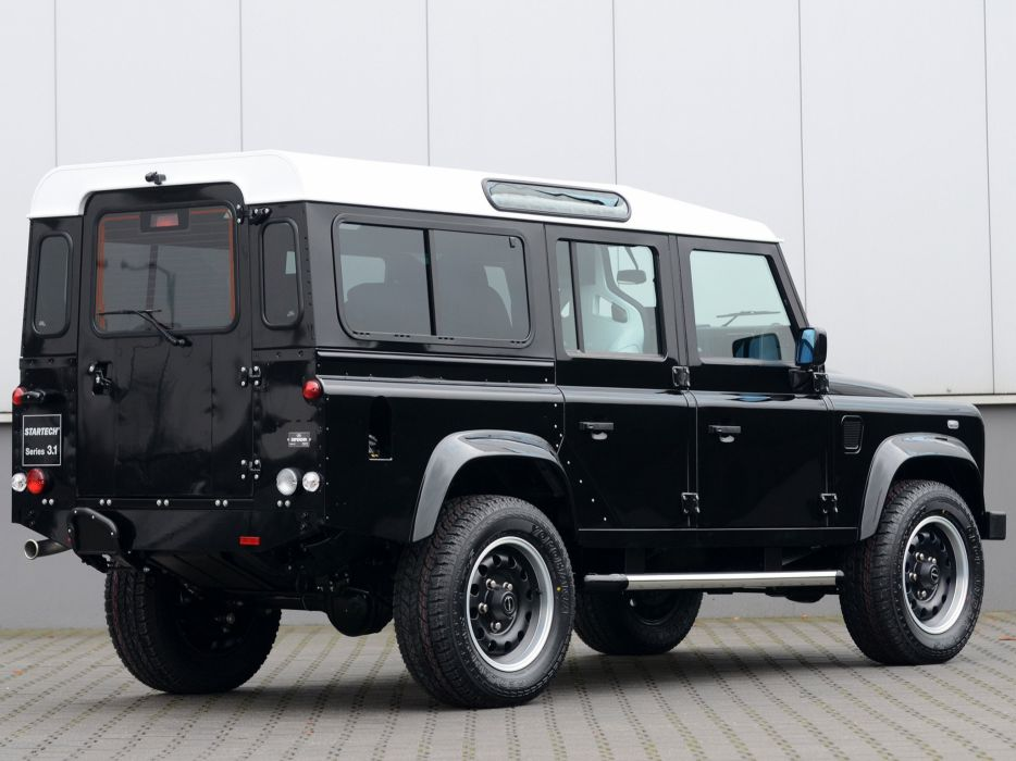 Startech Land Rover Defender Series-3 1 Concept suv cars modified 2012 wallpaper