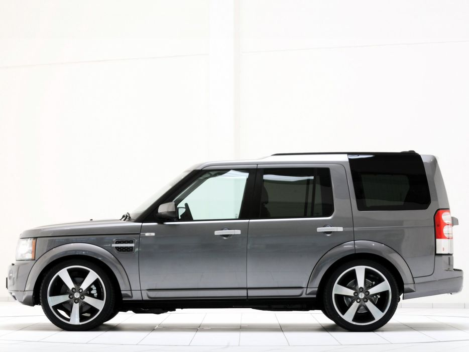 Startech Land Rover Discovery-4 suv cars modified 2011 wallpaper