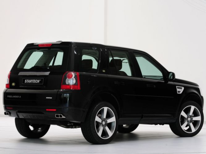 Startech Land Rover Freelander-2 suv cars modified 2009 wallpaper