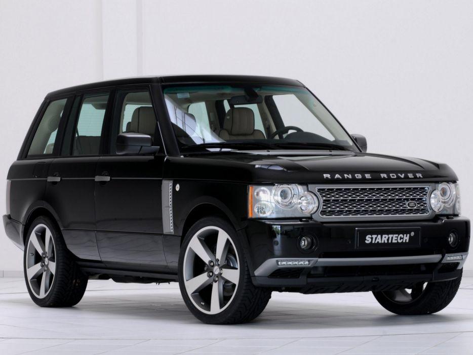 Startech Range Rover vogue suv cars modified 2009 wallpaper