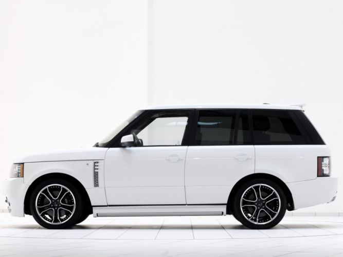 Startech Range Rover Supercharged suv cars modified 2011 wallpaper