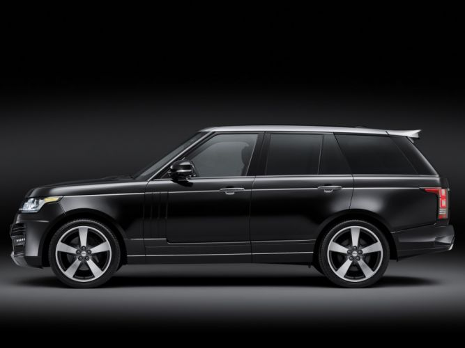 Startech Range Rover suv cars modified 2013 wallpaper