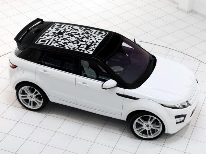 Startech Range Rover Evoque suv cars modified 2011 wallpaper