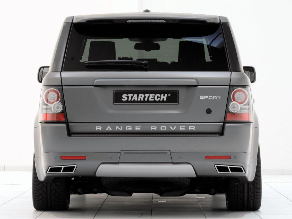 Startech Range Rover Sport suv cars modified 2009 wallpaper