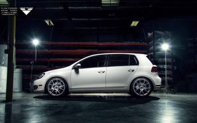 2015 Vorsteiner Volkswagen Golf V-FF 103 cars modified wallpaper