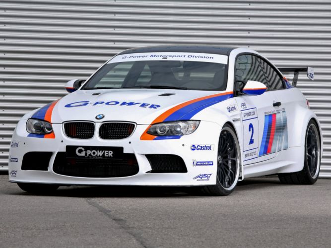 G-Power BMW-M3 Coupe GT2-S (E92) cars modified 2010 wallpaper