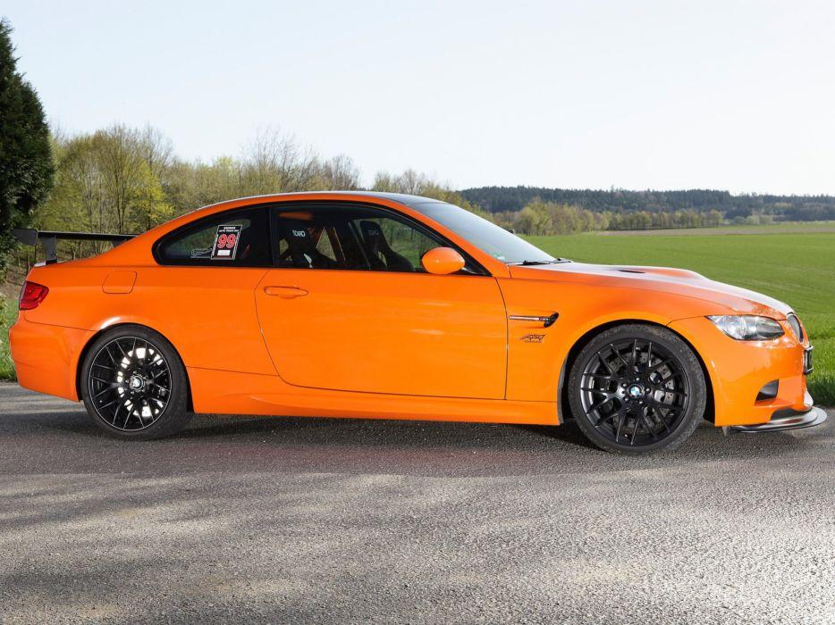 G-Power BMW-M3 GTS SK-II (E92) cars modified 2011 wallpaper