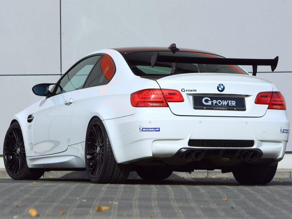 G-Power BMW-M3 Tornado-RS (E92) cars modified 2011 wallpaper