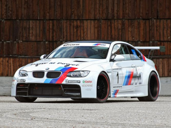 G-Power BMW-M3 GT2-R (E92) cars modified 2013 wallpaper