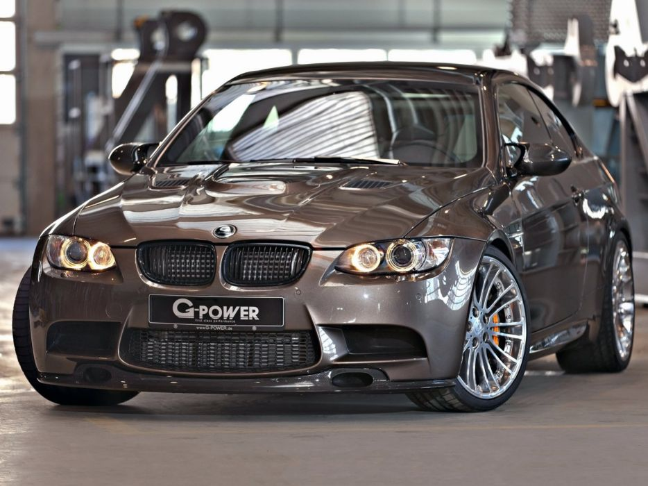 G-Power BMW-M3 Hurricane-RS (E92) cars modified 2013 wallpaper