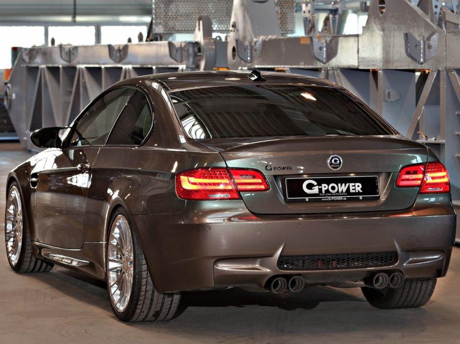 G-Power BMW-M3 Hurricane-RS (E92) cars modified 2013 wallpaper
