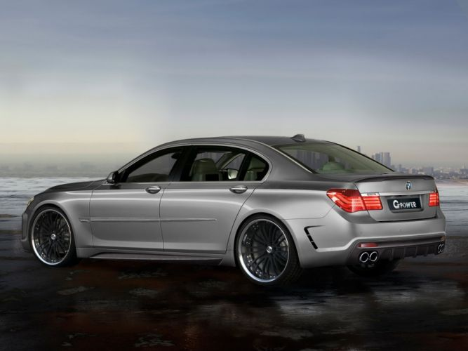 G-Power BMW 760i Storm (f02) cars modified 2010 wallpaper