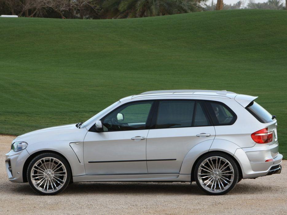 G-Power BMW-X5 Typhoon suv (e70) cars modified 2009 wallpaper