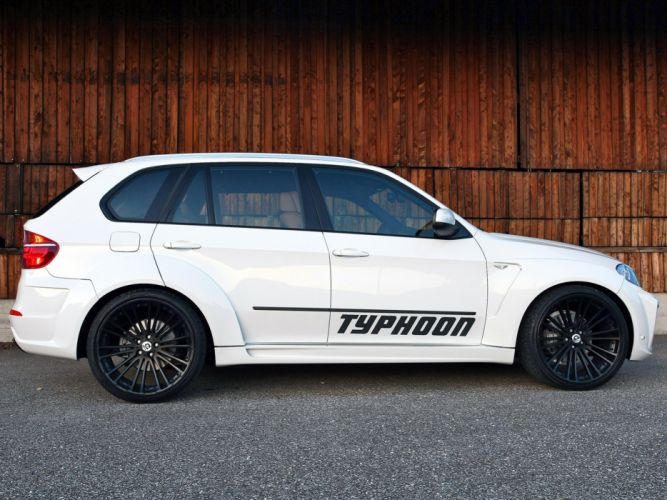 G-Power BMW-X5 Typhoon suv (e70) cars modified 2011 wallpaper