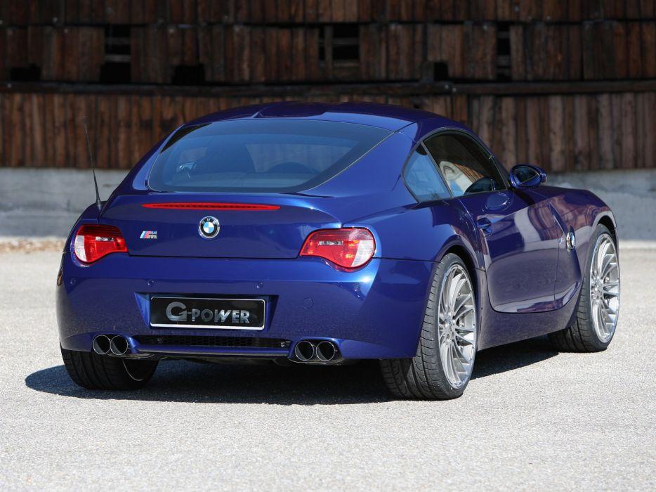G-Power BMW-Z4-M (e58) cars modified 2008 wallpaper