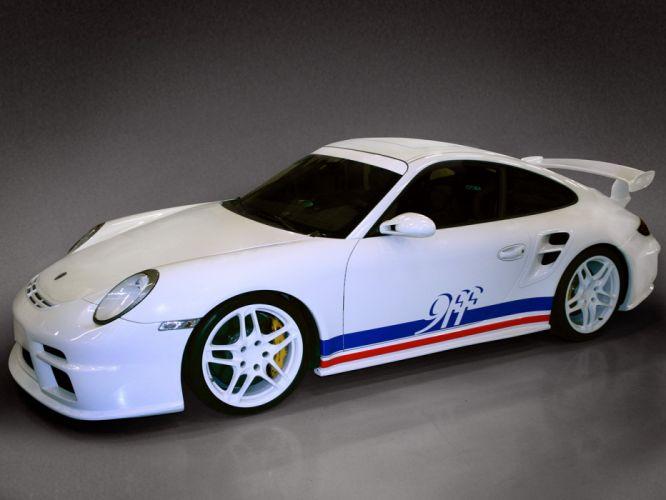 9ff Porsche 911 GT-turbo COUPE (997) modified cars 2010 wallpaper