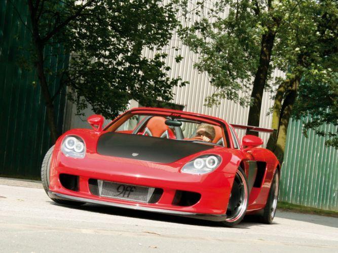 9ff Porsche GT-T900 modified cars 2009 wallpaper