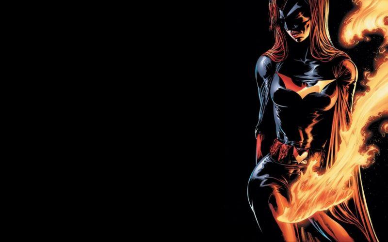 DC-COMICS superhero hero warrior d-c comics Batwoman (56) wallpaper