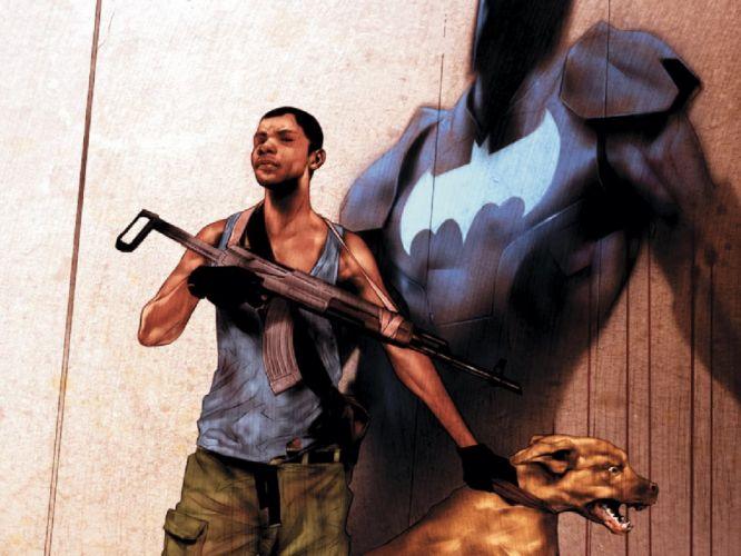 DC-COMICS superhero hero warrior d-c comics batwing t wallpaper