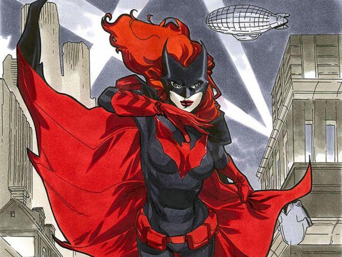 DC-COMICS superhero hero warrior d-c comics Batwoman (5) wallpaper