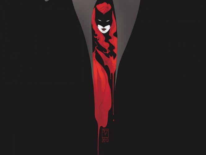 DC-COMICS superhero hero warrior d-c comics Batwoman (9) wallpaper