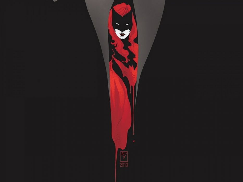 DC-COMICS superhero hero warrior d-c comics Batwoman (9) wallpaper