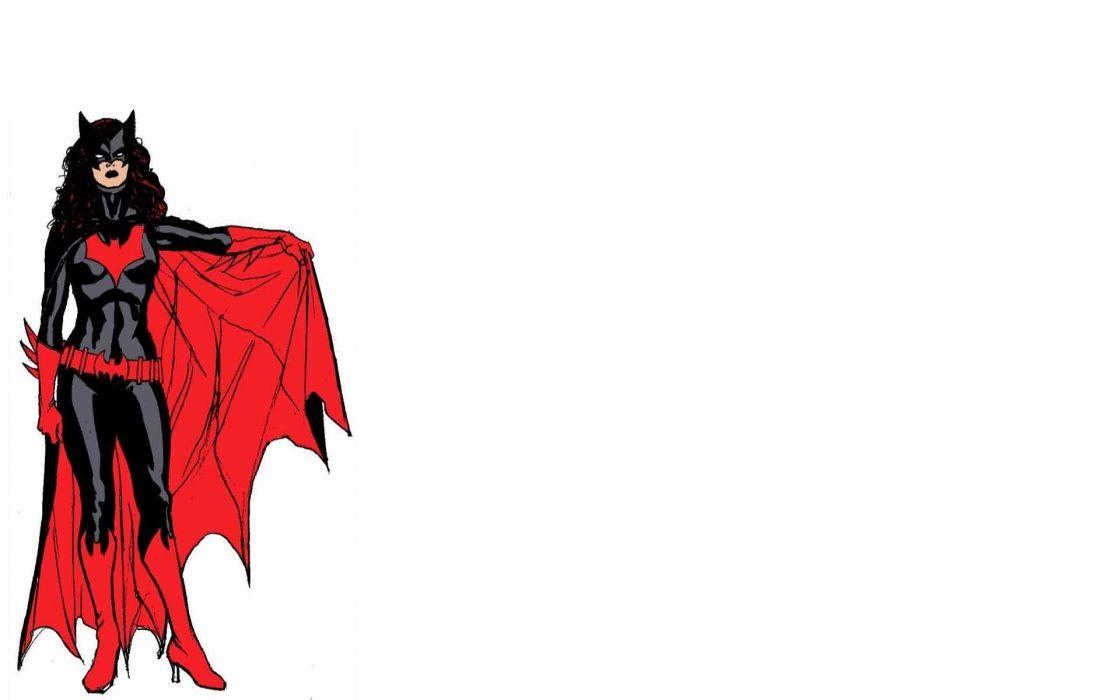 DC-COMICS superhero hero warrior d-c comics Batwoman (16) wallpaper