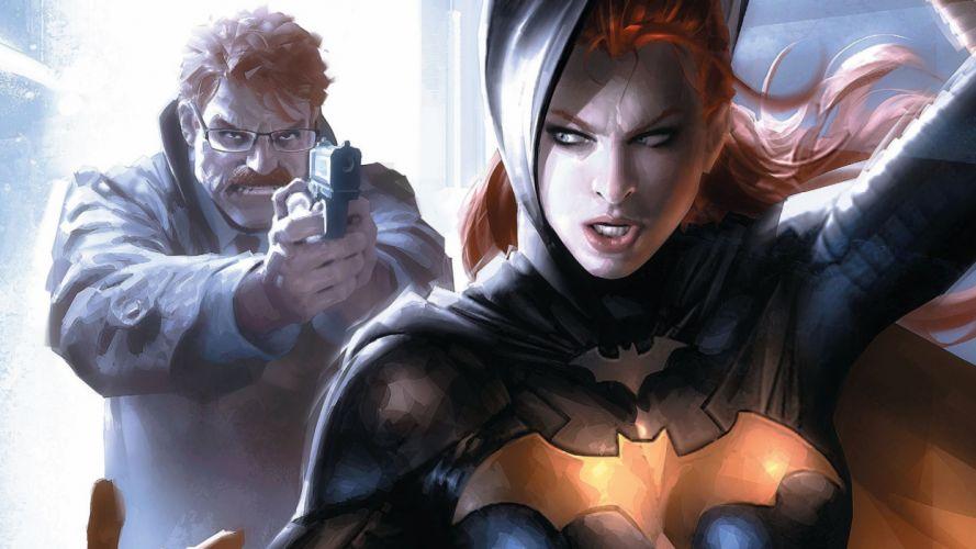 DC-COMICS superhero hero warrior d-c comics Batwoman (26) wallpaper