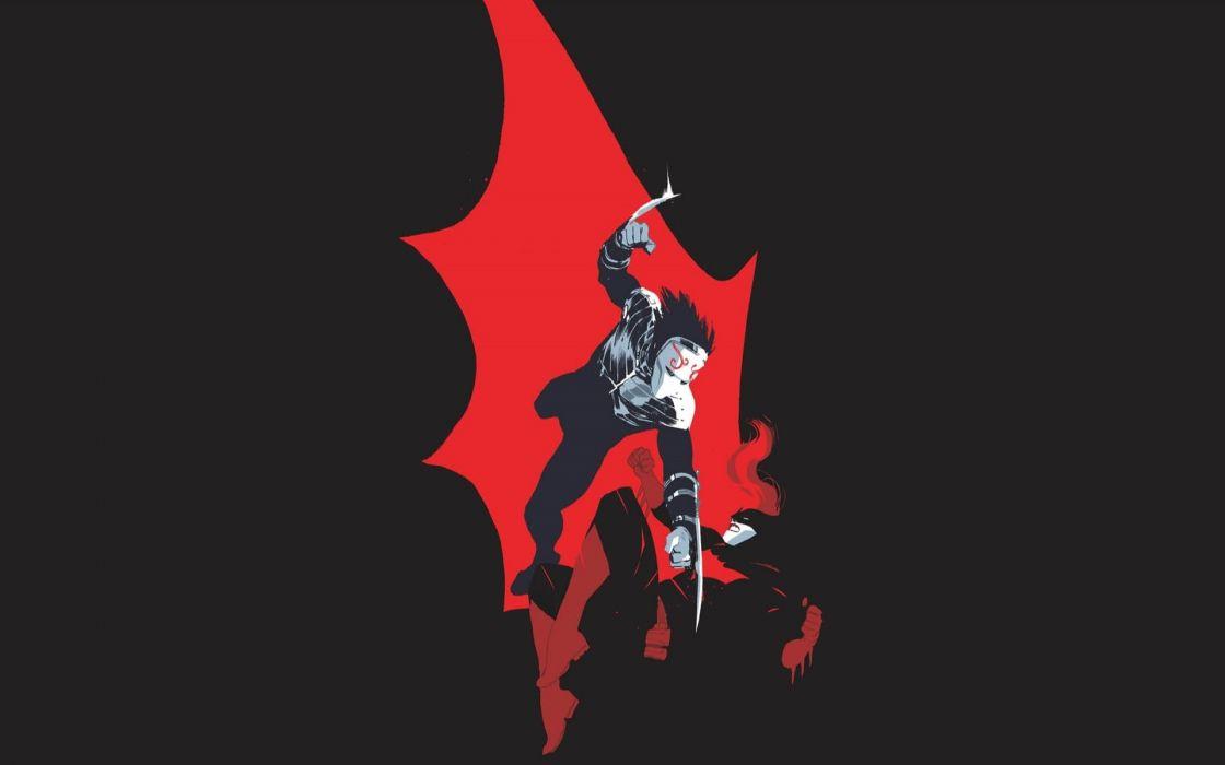 DC-COMICS superhero hero warrior d-c comics Batwoman (36) wallpaper