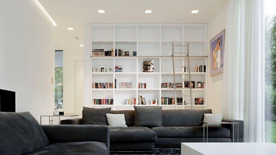 INTERIOR DESIGN room architecture apartment condo house wallpaper