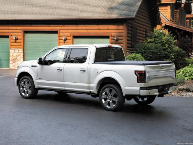 Ford F-150 cars pickup Limited 2016 wallpaper