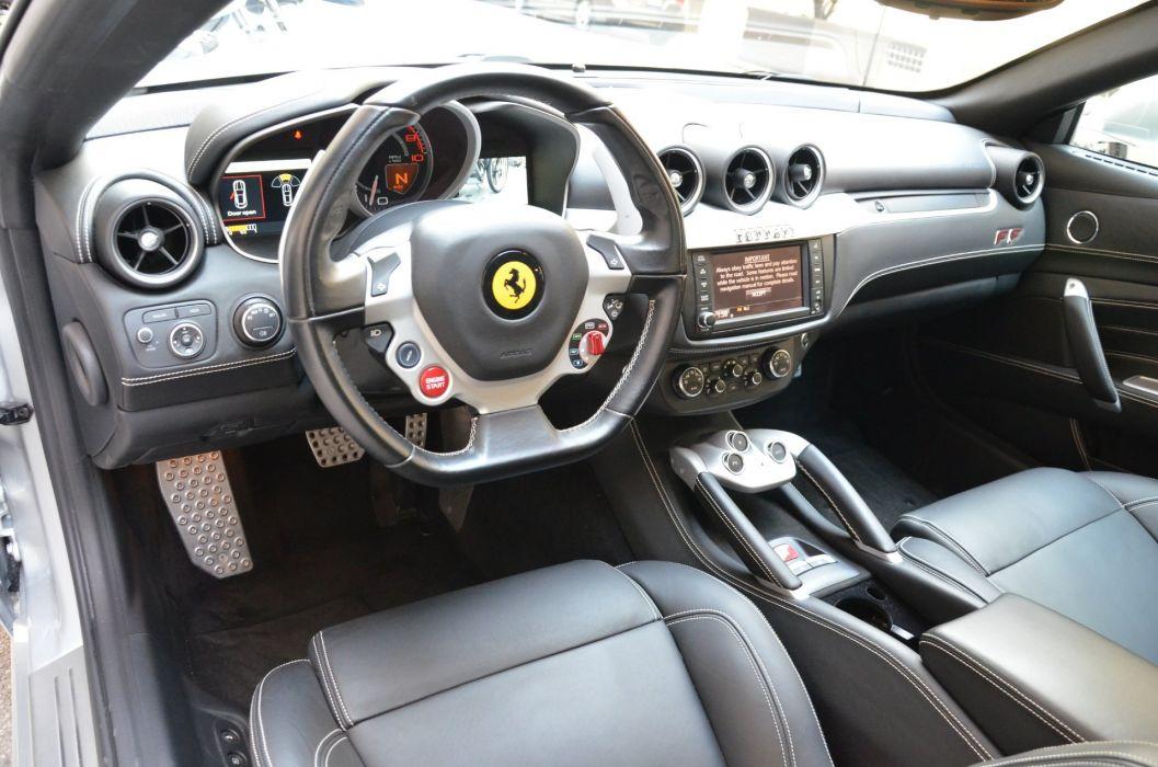 2013 Ferrari-ff cars SILVER wallpaper