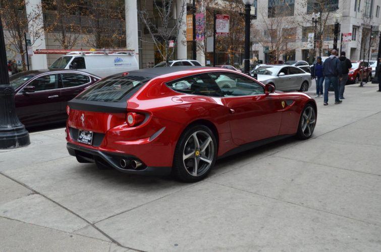 2013 Ferrari-ff cars ROSSO MARANELLO wallpaper