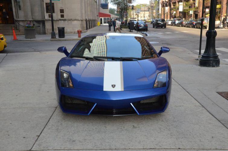 2010 LAMBORGHINI Gallardo LP550-2 Valentino Balboni cars BLU CAELUM blue wallpaper