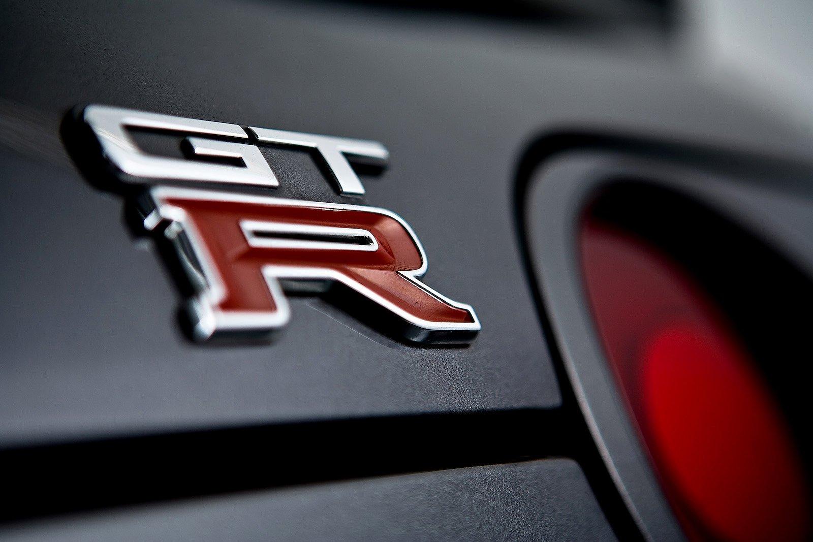 Nissan GT-R back logo Wallpaper wallpaper   1600x1067   760022   WallpaperUP
