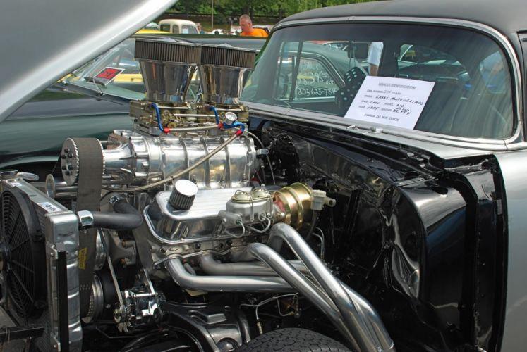 blower engine race racing engine hot rod rods custom h wallpaper