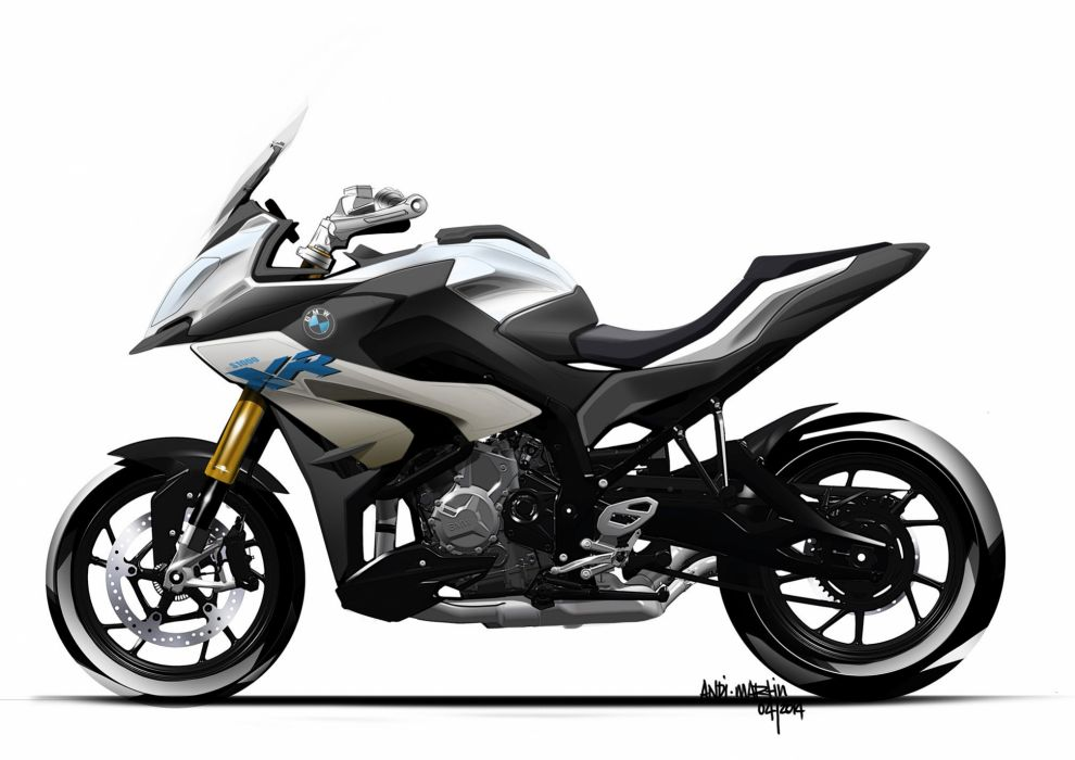 2016 BMW S1000XR motorbike bike motorcycle wallpaper