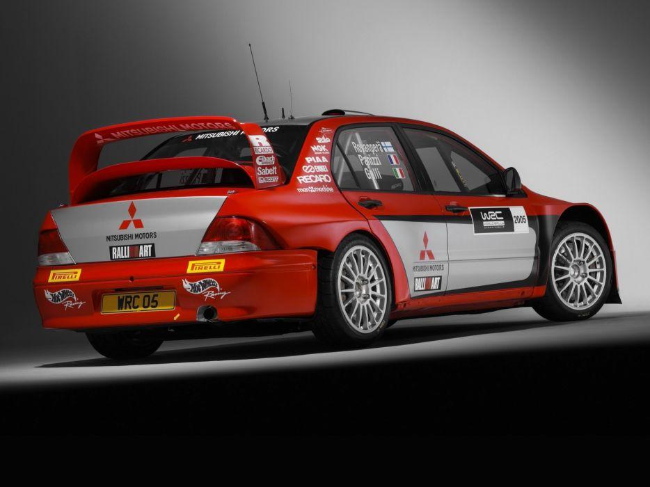 Mitsubishi Lancer WRC cars rally 2005 wallpaper | 2048x1536 ...