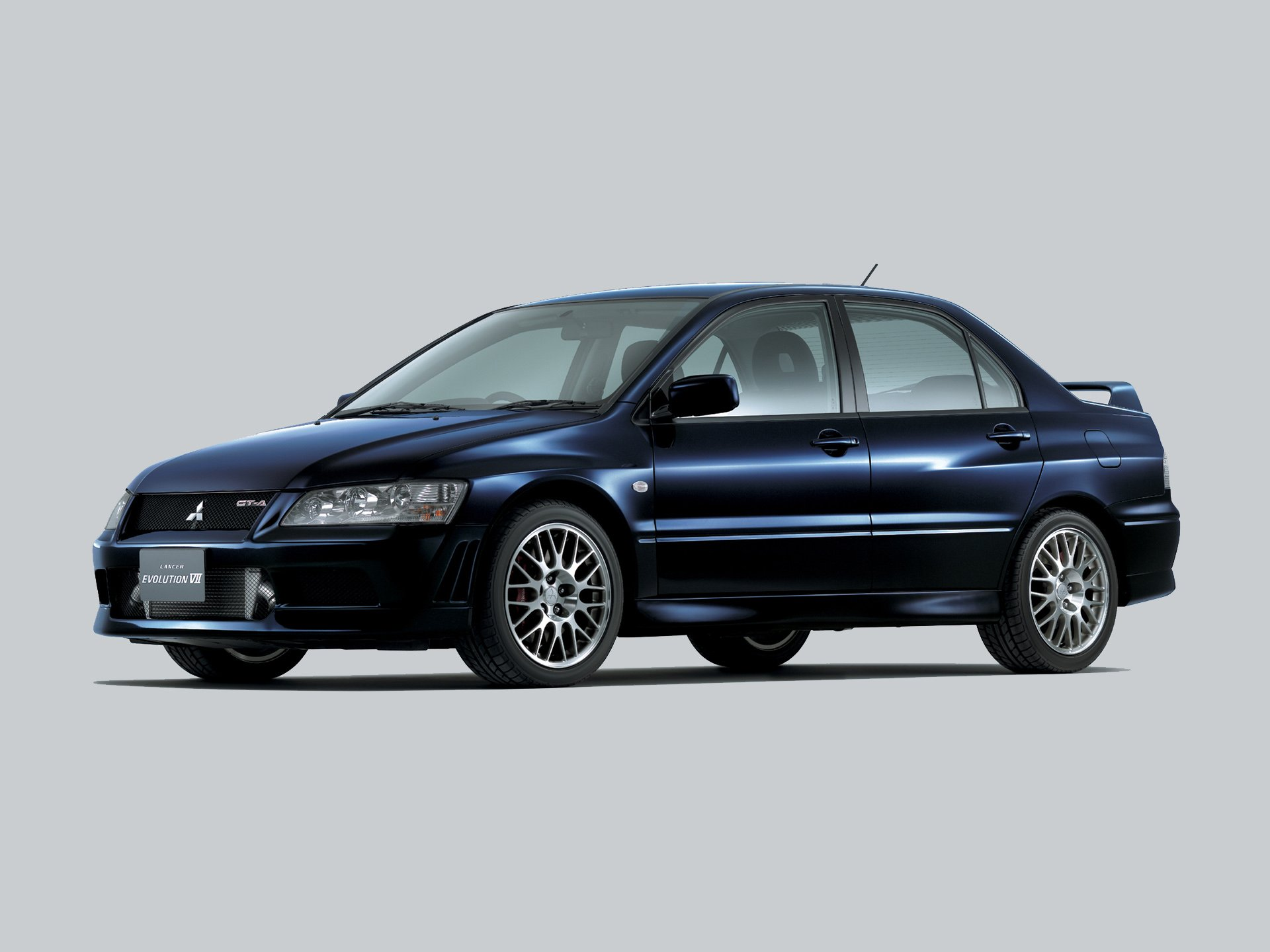 Mitsubishi Lancer evo VII GTA cars 2002 wallpaper  1920x1440