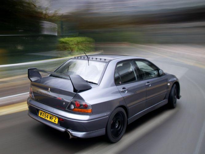 Mitsubishi Lancer evo VIII-mr cars 2004 wallpaper