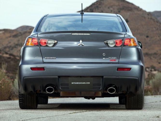 Mitsubishi Lancer evo-mr US-spec cars 2008 wallpaper