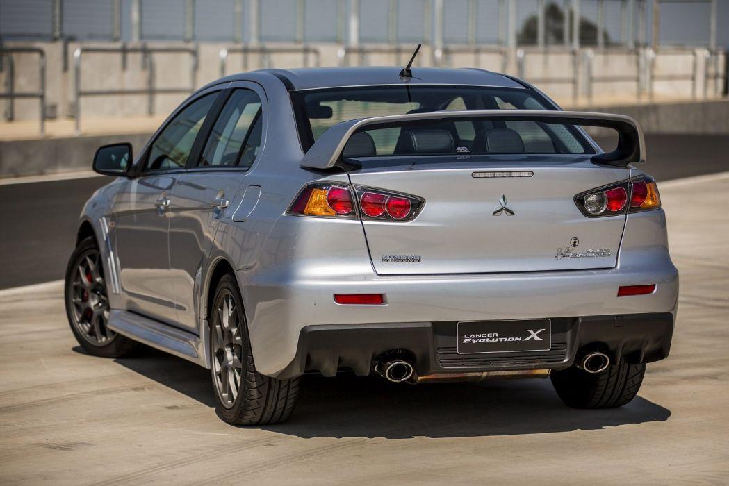 Mitsubishi Lancer evo-X John Easton cars 2014 wallpaper