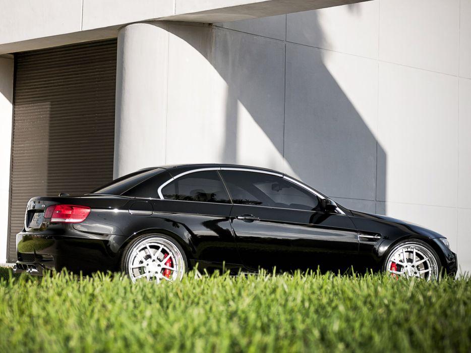 Active Autowerke BMW-M3 Cabrio (E93) cars modified 2011 wallpaper