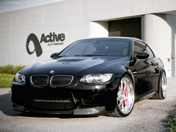 Active Autowerke BMW-M3 Cabrio (E93) cars modified 2011 wallpaper