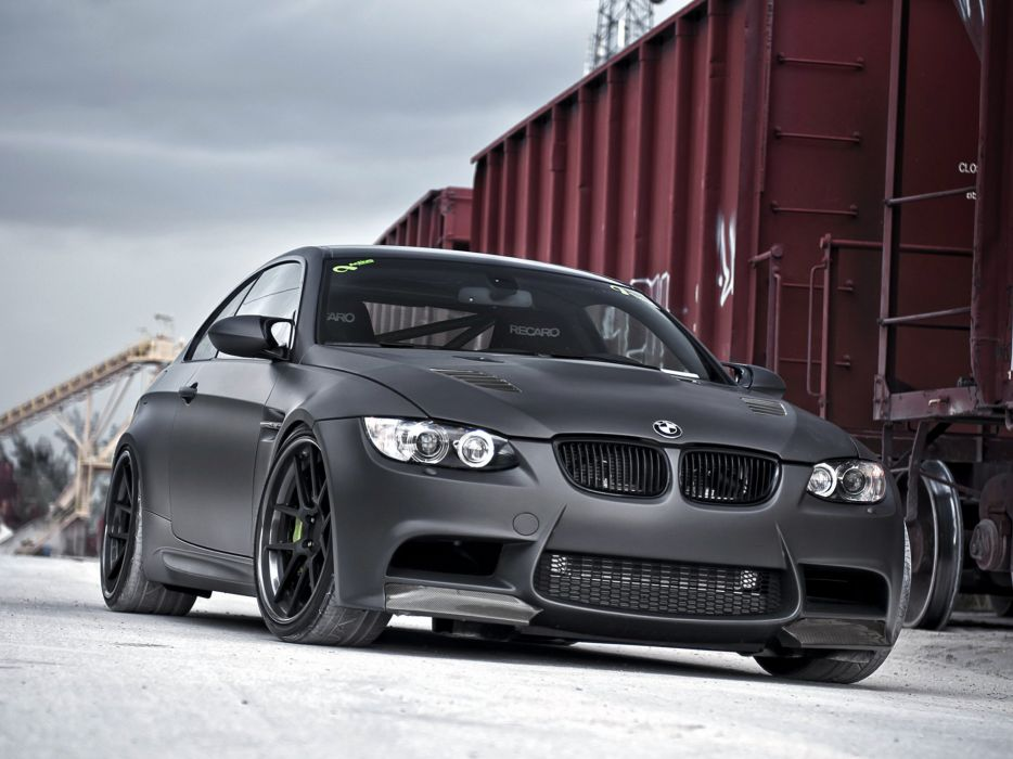 Active Autowerke BMW-M3 coupe (E92) cars modified 2009 wallpaper