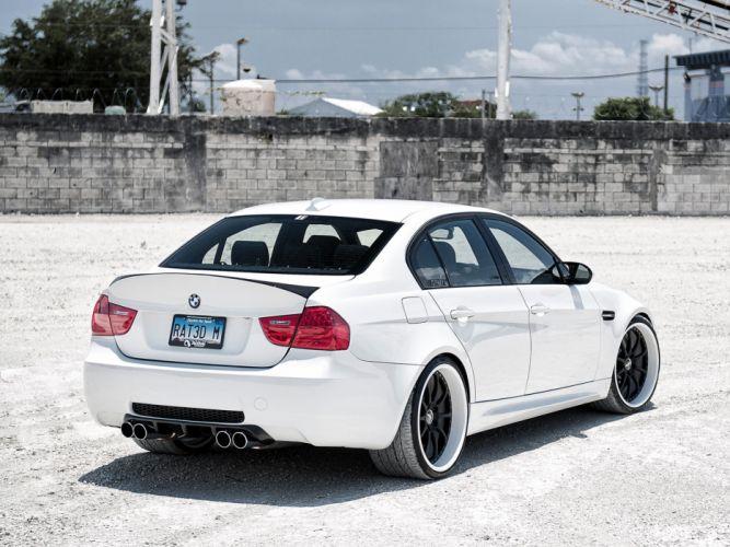 Active Autowerke BMW-M3 sedan (E90) cars modified 2010 wallpaper